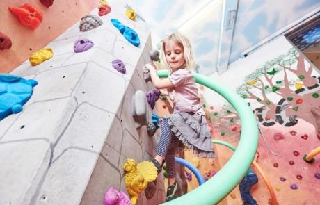 Kinderparadies Kletter- und Boulderzentrum Gilching